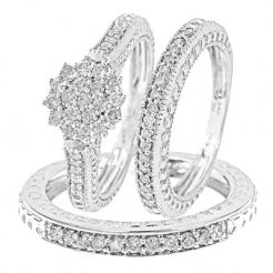 rio Wedding Ring Sets