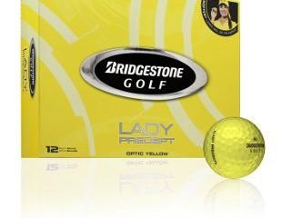 Bridgestone Lady Golf Balls New Lady Precept
