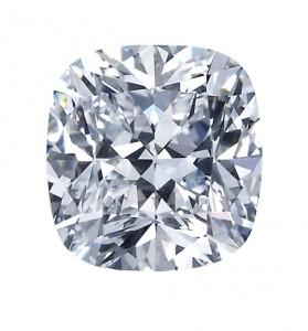 Cushion Cut Shape Diamond