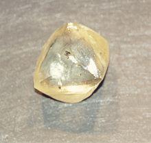 Rough Natural Uncut Diamond