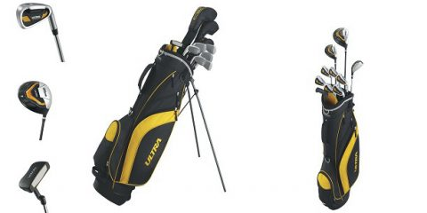 Wilson Ultra Complete Golf Set Reviews