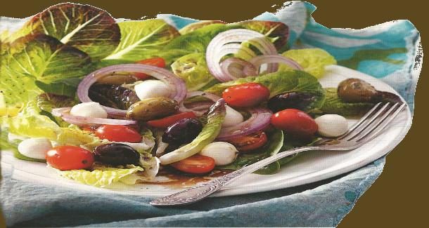 New cucinetta salad recipe