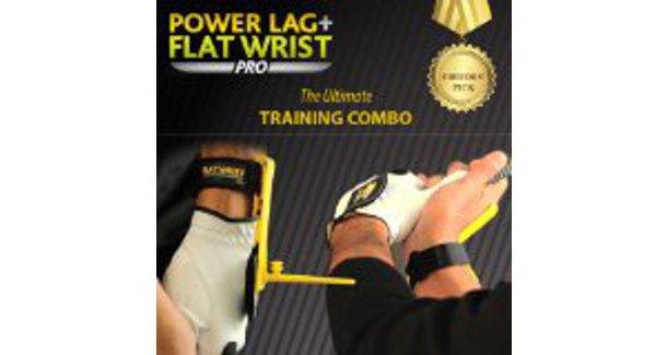 FlatWrist Pro, PowerLag Pro, Golf Training Aids Reviews