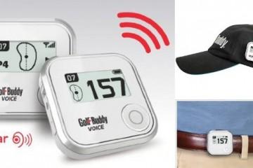 GolfBuddy Voice Golf GPS Rangefinder
