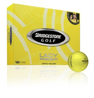 Bridgestone Lady Golf Balls New Lady Precept