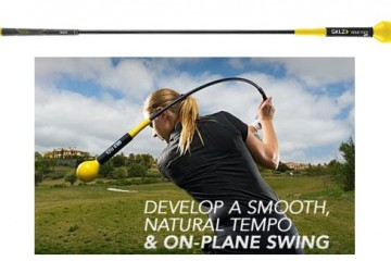 SKLZ Gold Flex Strength Tempo Golf Trainer