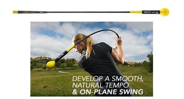 SKLZ Gold Flex Strength Tempo Golf Trainer