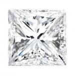 Princess Cut Diamond Image