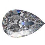Pear Shape Diamond Image