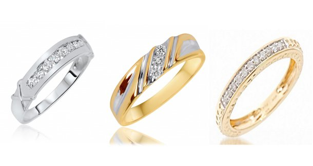 Buy Wedding Rings Plus Matching Wedding Bands Online Manuelr
