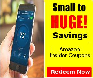 Exclusive Amazon insiderpromo codes