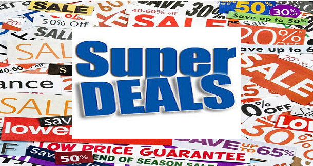 Best Discount Deals Online, Special Offers, Coupons
