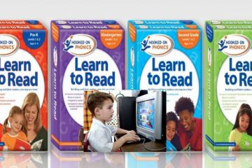 Hooked on Phonics programs, Learn to Read for children