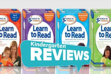 Hooked On Phonics Kindergarten Reviews Level 1 & 2