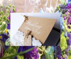 Wedding Invitations: Ideas, Tips, Wording, Etiquette