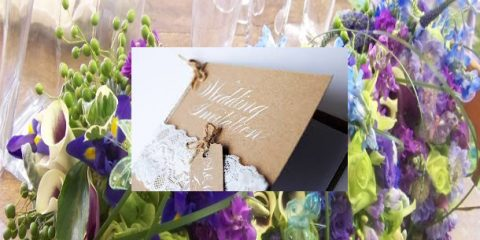 Wedding Invitations: Ideas, Tips, Wording, Etiquette